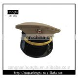 Customized hot sell military dress uniforms hats