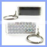 Solar Power Wahterproof Keychain Panel LED Display Screen