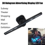 hologram LED fan holographic 3D LED Advertising display3d projector holographic/holographic 3d led fan display