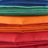 production high quality low cost 65 polyester 35 cotton twill fabric