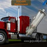Catalyitc Converter and DPF/FAP Diesel Particulate Filter