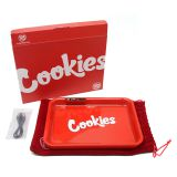 new style cigarette  tray with lamp  colorful  cookies  typing  cigarette  holder