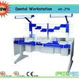Fireproof Tabletop Dental Lab Workstation