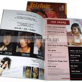 High quality adult photo hardcover album book printing