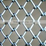 PVC Coated Chain Link Fence Factory