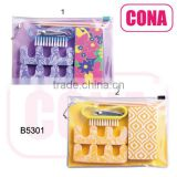 nail art pedicure fashion travel kit
