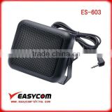 8 ohm 3W external potable mini speaker for CB radio