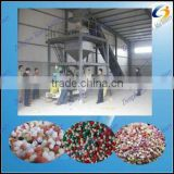 Organic NPK compound fertilizer process line