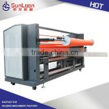 Made in china special nylon twill tape fabric rolling machine