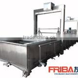 Youbang blanching machine cooking food equipment