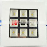 recessed led grille lights Warranty 2 years CE RoHS