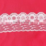 2012 new fashion beaded stretch lace fabric for bra