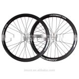 ICAN designed carbon fat bike wheels 65mm clincher tubeless ready fatbike wheelset FW65-TL