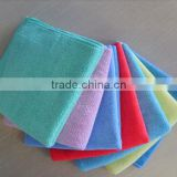 China manufacturer wholesale microfiber cleaning cloth for tea/coffee shop,salon,barber shop, hospital,school,hotel,restaurant