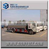 RHD Euro 3 milk transportation truck road millk tanker truck milk tanker trailer 3 ton to 30 ton milk tanker for sale
