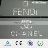 colorful line-lit 12v rgb led lighting intergrated circuit letter board                                                                                                         Supplier's Choice