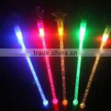LED Flashing Drink Stirrer Stick 10pcs/pack assorted styles with 5 Colors ideal for bars cocktails party