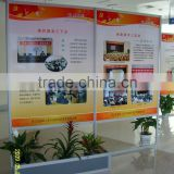 fast commercial advertising folding screen