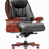 high back new chair leather chair vintage leather office furniturecomfortable reading room chair