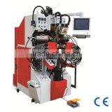 High production of intelligent Auto Cementing Side and Heel Seat Lasting machine QF - 729DA(MA) shoe making machine