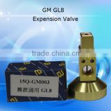 Auto air conditioner parts for GM GL8 Expension vave,H-type Auto Air Conditioning Aluminium Expansion Valve
