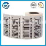Printing Self Adhesive Barcode Sticker Paper .