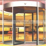Automatic door revolving door exterior door glass door