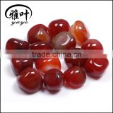 Bulk Wholesale Carnelian/Red Agate Tumbled Stones