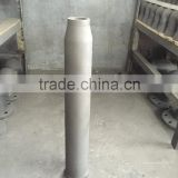 Reaction Bonded Silicon Carbide Technical Ceramic Burner Nozzles Used As Flaming Tubes In Shuttle Kilns