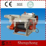 Best Price Machinery mobile large hydraulic bandit wood chippers with CE&ISO