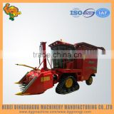 2015 row independent silage grass hay maize chopper for animal feed