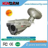 Kendom New Casing Security Camera SONY CCD or CMOS sensor Weatherproof safety equipment cctv camera