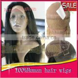Alibaba New Price-Kinky Straight Virgin Brazilian Full Lace Wigs,Supply Human Hair Glueless Wig Full Lace Wig&Lace Front Wig
