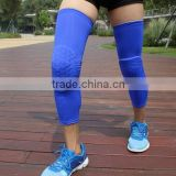 Honeycomb Pad Crashproof Antislip Basketball Leg Knee Pad Long Sleeve Protector compression leg sleeves