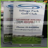 Customized Logo Pull up Banner Stand