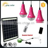 high power energy saving customized portable 6w 9w 12w solar system for home                                                                         Quality Choice