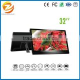 Andriod Digital Frames with 32 inch LCD Panel