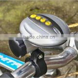The flying saucer alarm Bike bicycle alarm UFO electric horn electronic bell security alarm