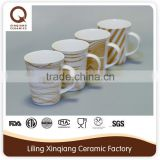 Factory Prices cheap ceramic mug for christmas
