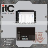 ITC T-7800A Using CPU Core i7 Support 1000 Terminals Luna Cloud IP based PA System Server