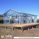 steel frame house light steel structure house light steel prefab home light steel structure villa
