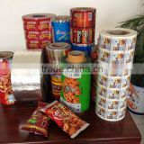 Heat Cellophane Paper/Food Packing Film/Custom Wrapping Cellophane