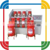 Fire Extinguisher Cylinder Hydraulic Testing Washing Machine