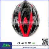 Bike riding safety helmet with LED light split helmet high quality bike helmet