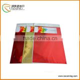 metallic paper cardboard with white back,metallic paper cardboard for craft,colorful metallized paper cardboard