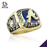 1975 Atlanta Braves Champions ring