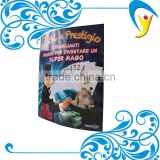Brochure Product Type and Film Lamination Surface Finish Full Color Paperback Book/Magazine/Brochure Printing