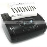 POS mPOS Portable Mobile 112mm Thermal Printer VLINE-112 Bluetooth RS232 USB Direct Android Printing
