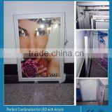 Super Thin Lockable Large Outdoor LED Signs