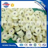 Small Plastic Ball Bearing Pulley Wheel, Nylon Coated Ball Bearing for Sliding Door and Windows Roller Pulley 626 608                                                                         Quality Choice